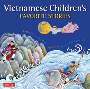 Vietnamese Children's Favorite Stories by Tran Thi Minh Phuoc, Nguyen Thi Hop, Nguyen Dong (9780804844291) - HardCover - Children's Fiction Older Readers (8-10)