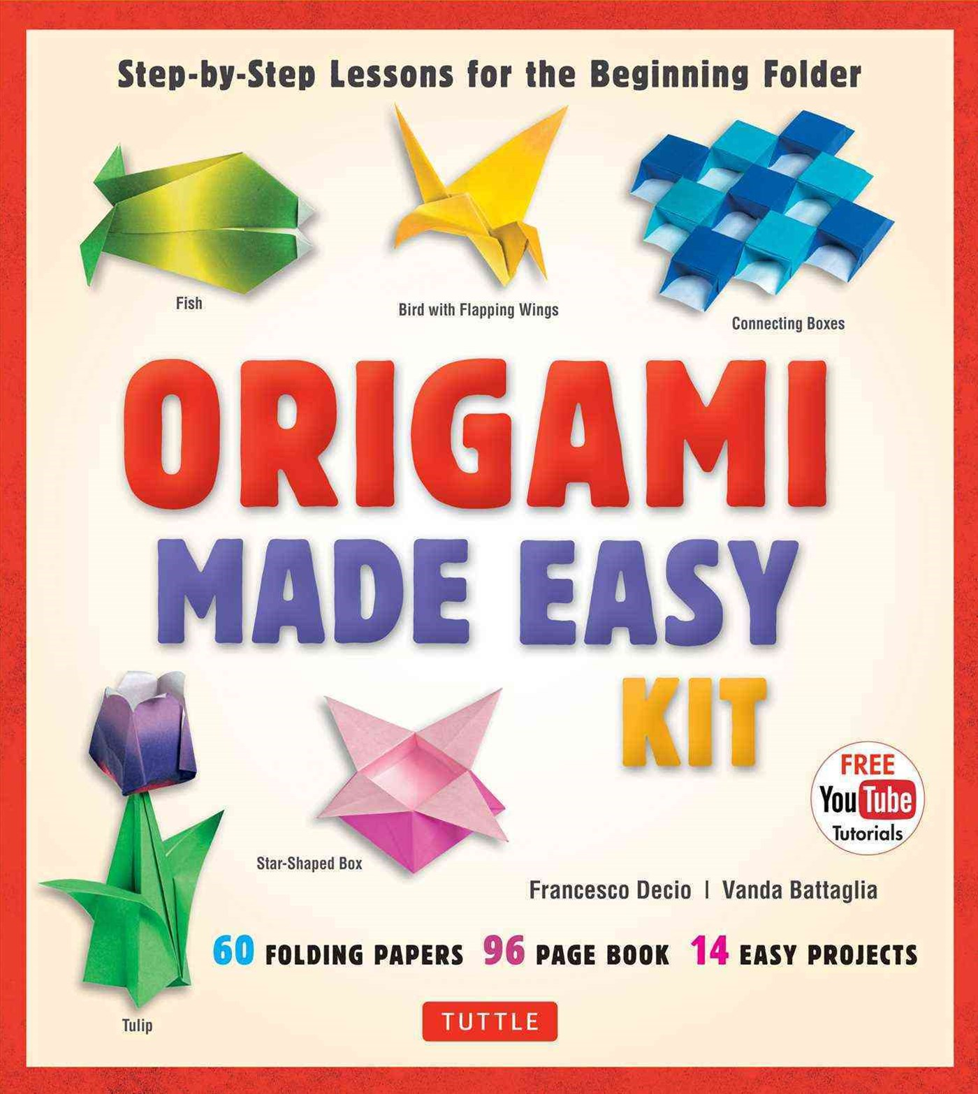 Origami Made Easy Kit