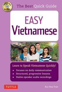 Easy Vietnamese by Bac Hoai Tran, Sandra Guja (9780804845977) - PaperBack - Language Asian Languages
