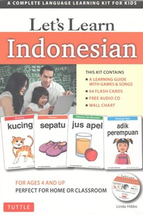 Let's Learn Indonesian by Linda Hibbs (9780804845984) - PaperBack - Non-Fiction