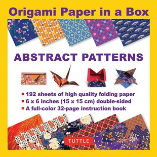 Origami Paper in a Box by Tuttle Publishing (9780804846073) - PaperBack - Craft & Hobbies Papercraft
