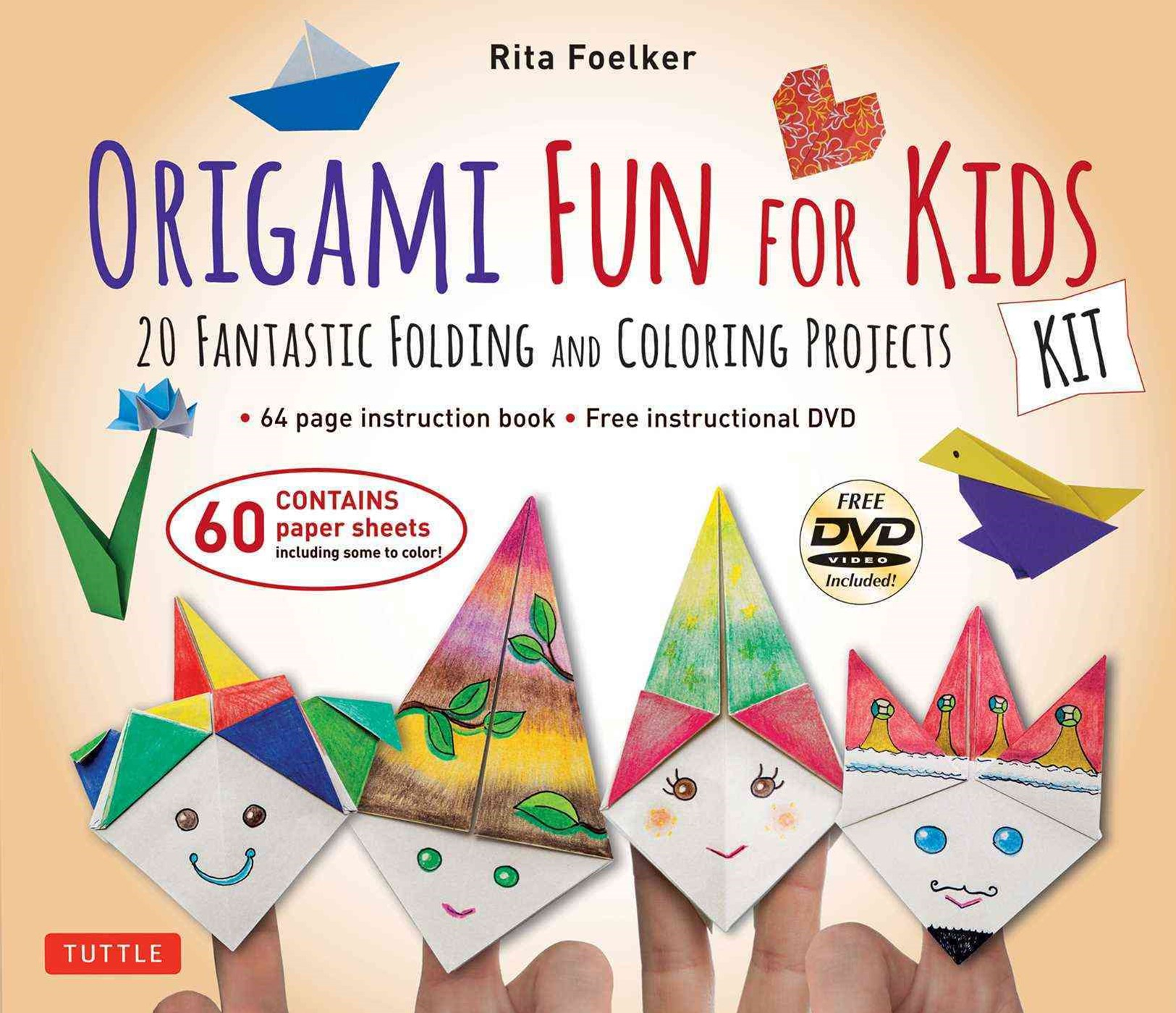 Origami Fun For Kids
