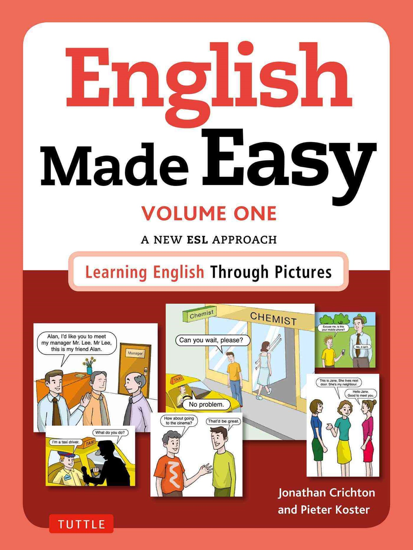 English Made Easy, Volume 1