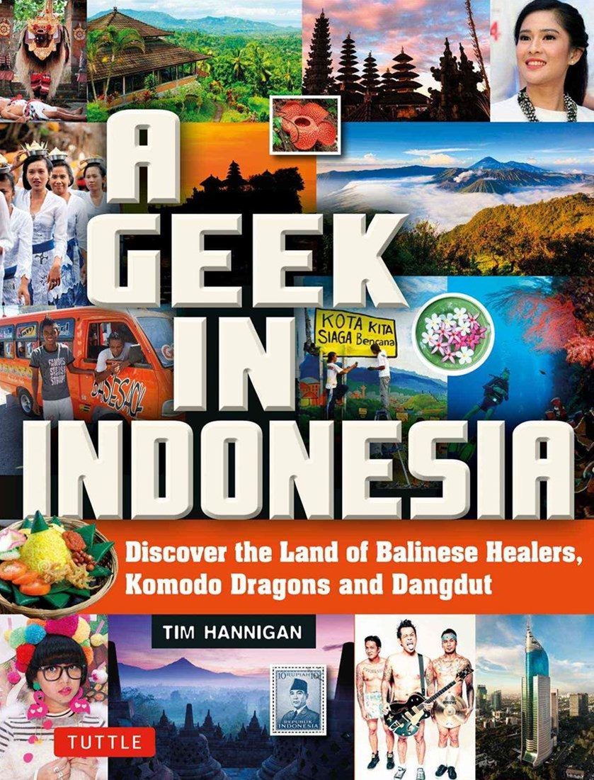 Geek in Indonesia