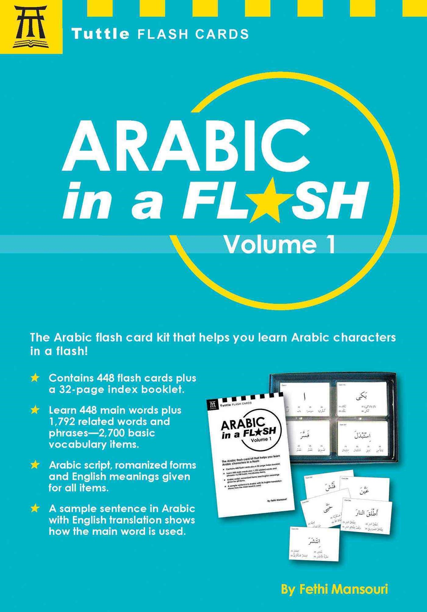 Arabic in a Flash