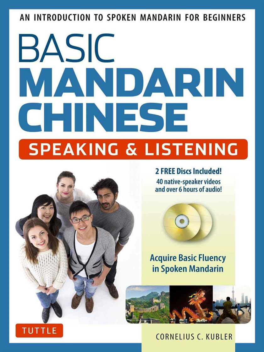 Basic Mandarin Chinese - Speaking & Listening