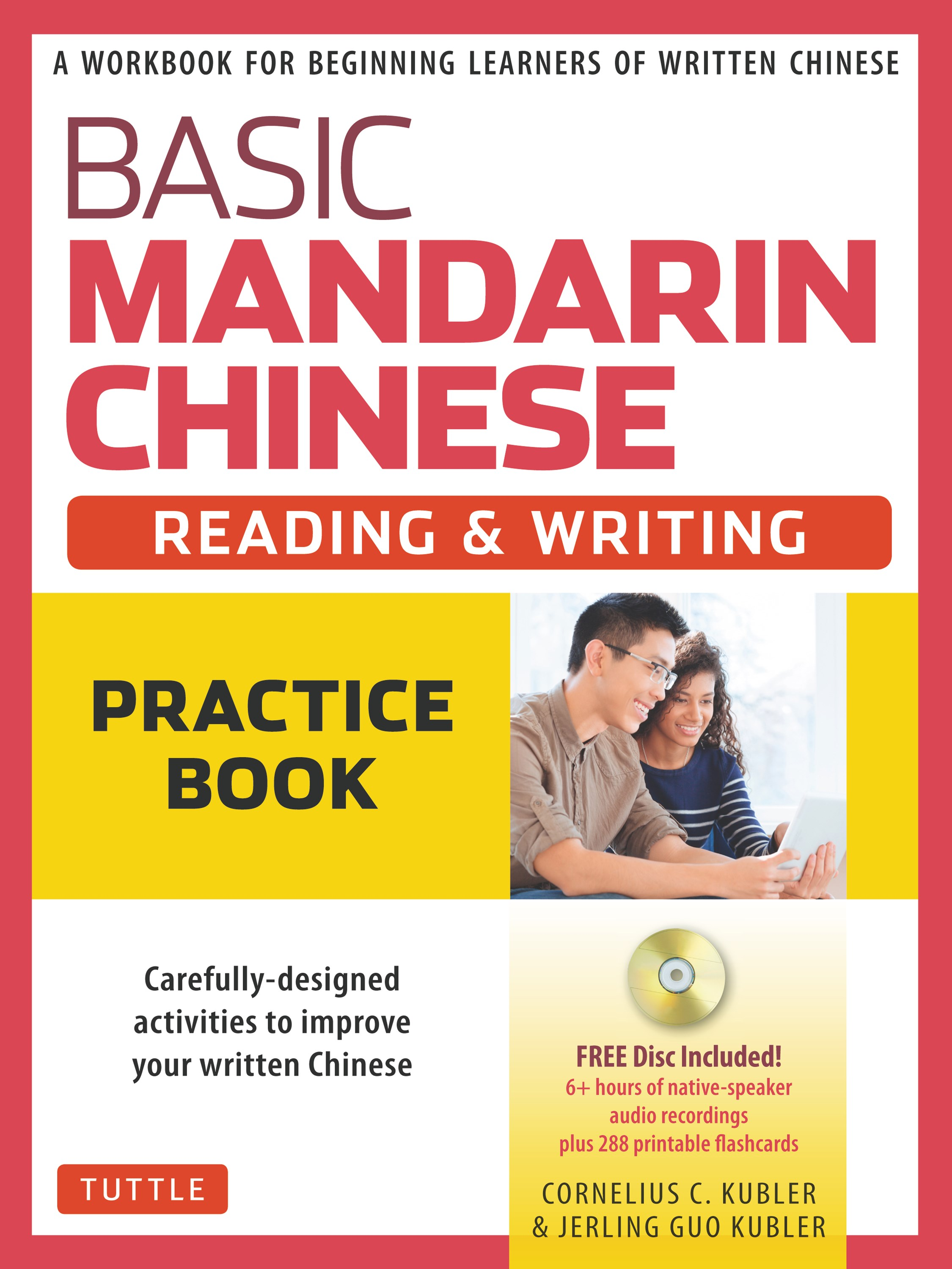Basic Mandarin Chinese Reading & Writing Practice Book
