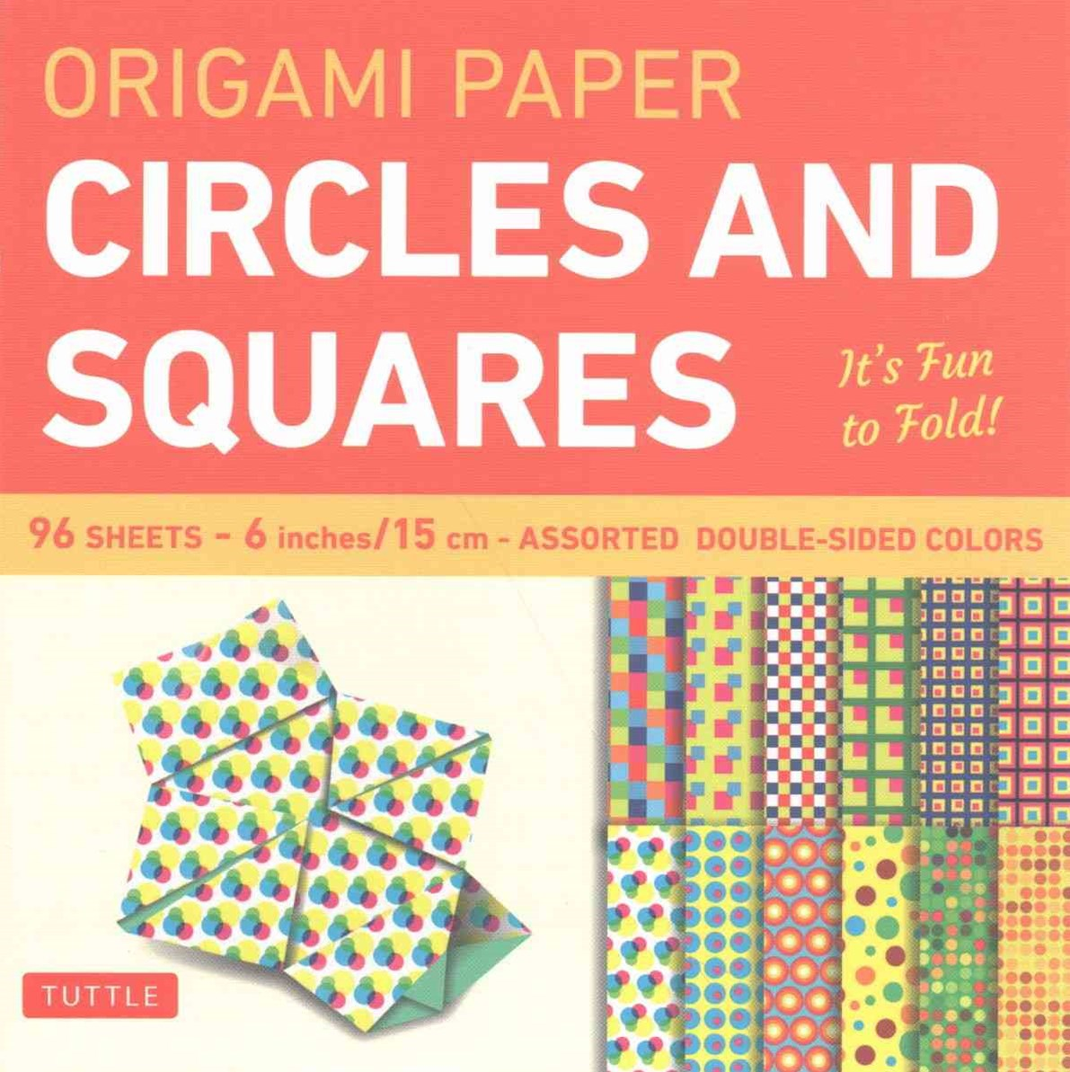 Origami Paper Circles and Squares
