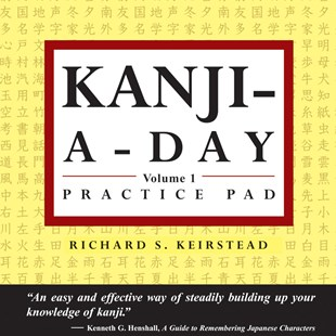 Kanji-A-Day by Richard Keirstead (9780804848299) - Multiple-item retail product - Language