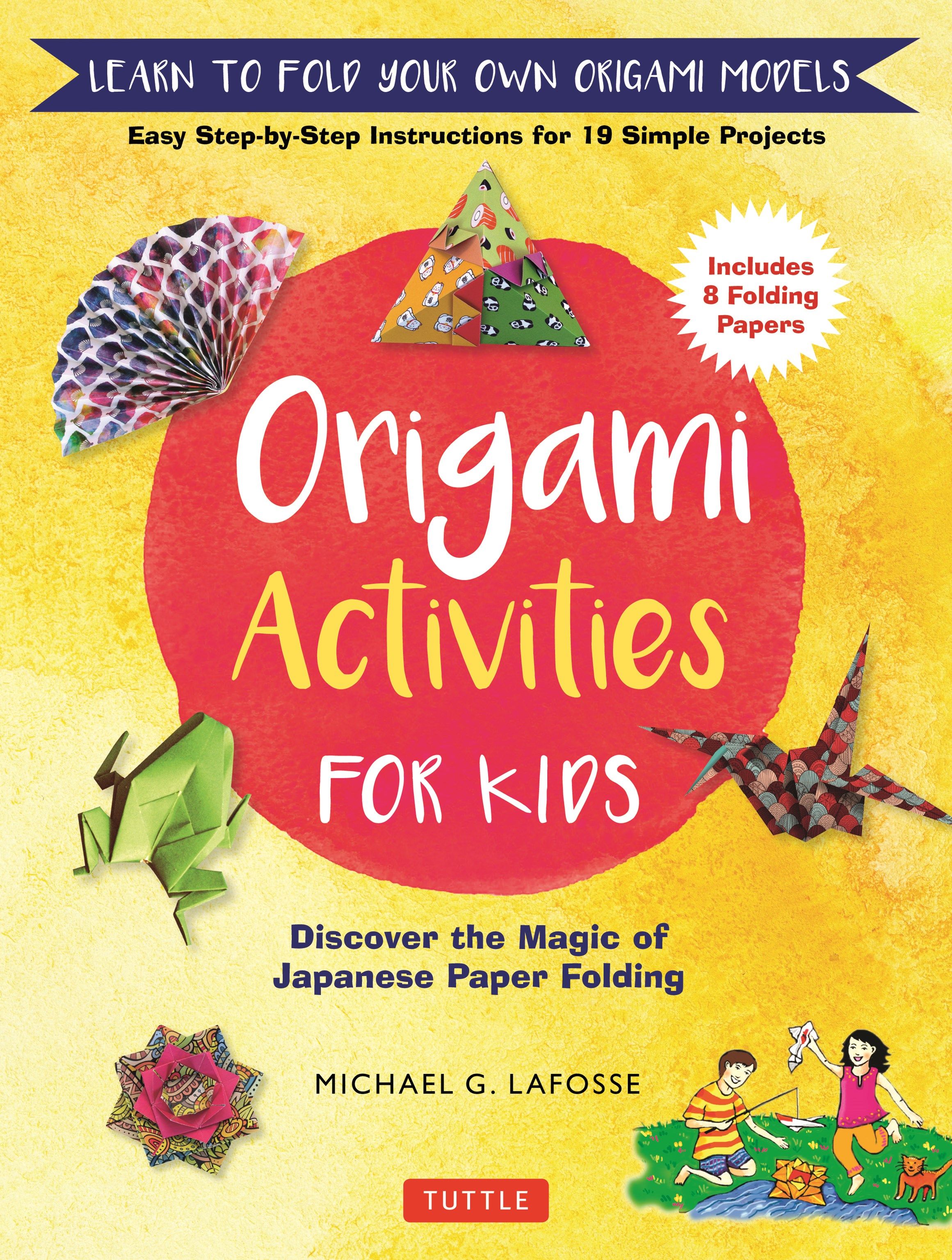 Origami Activities for Kids
