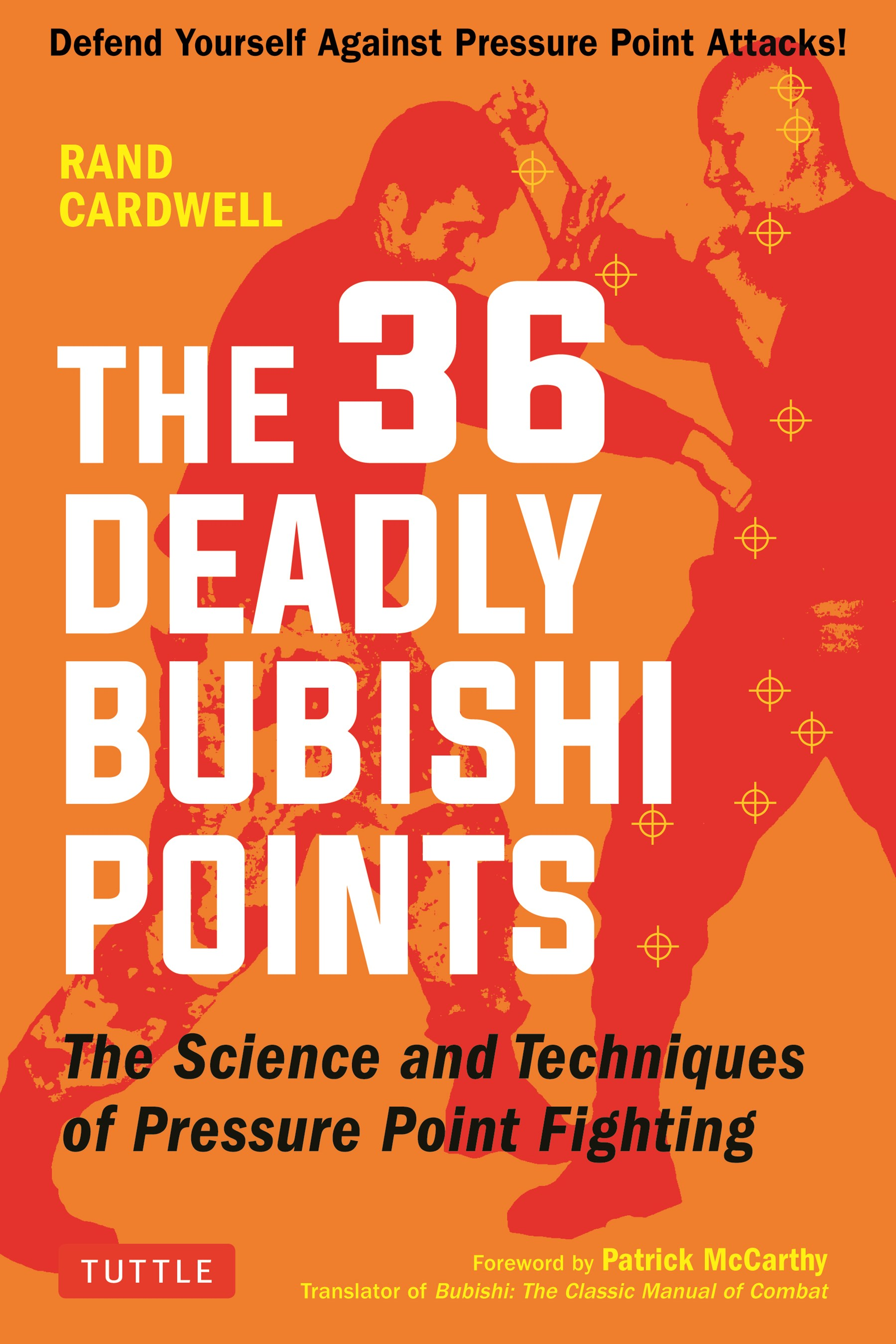 36 Deadly Bubishi Points