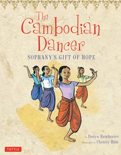 The Cambodian Dancer