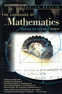 The Language of Mathematics by Devlin, Keith, Keith J. Devlin (9780805072549) - PaperBack - Reference