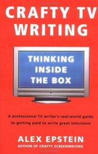 Crafty Screen Writing by Alex Epstein (9780805080285) - PaperBack - Entertainment Film Writing