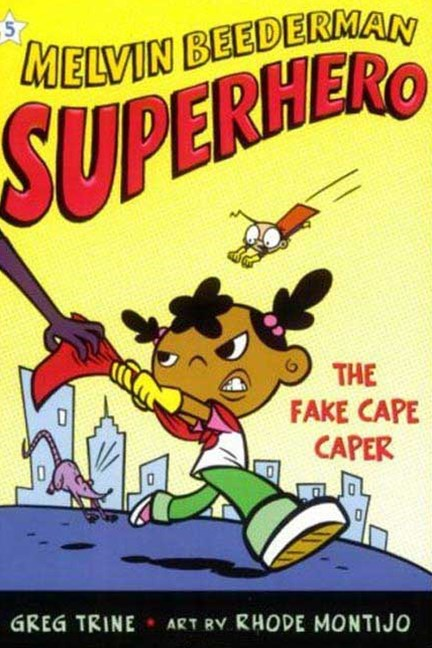 Fake Cape Caper, The (5)