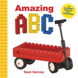 Amazing ABC by Sean Kenney (9780805094640) - HardCover - Non-Fiction Art & Activity