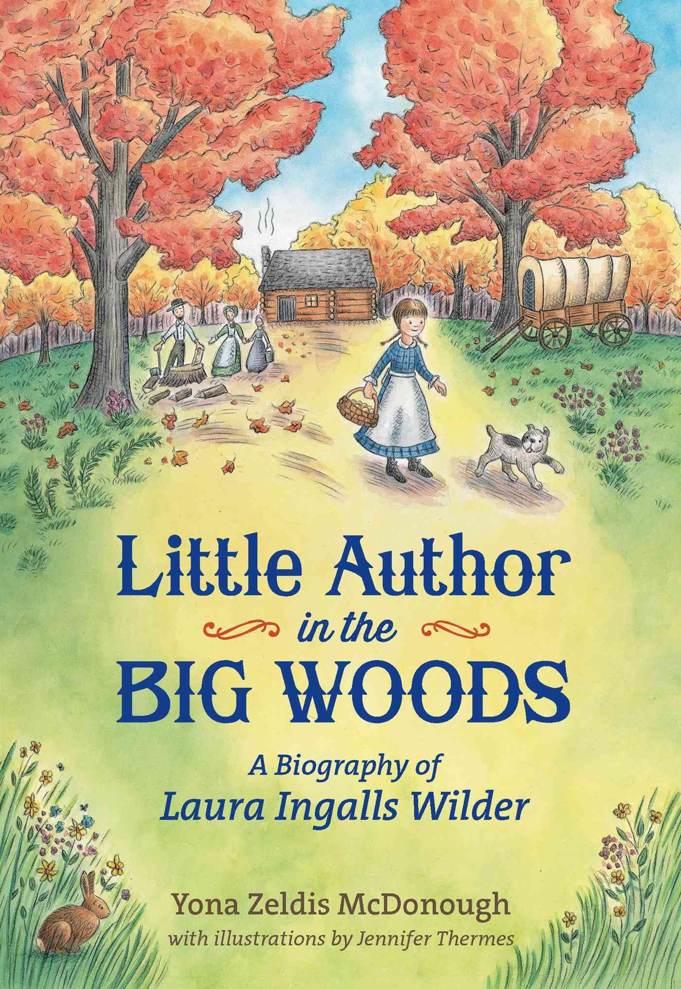 Little Author in the Big Woods