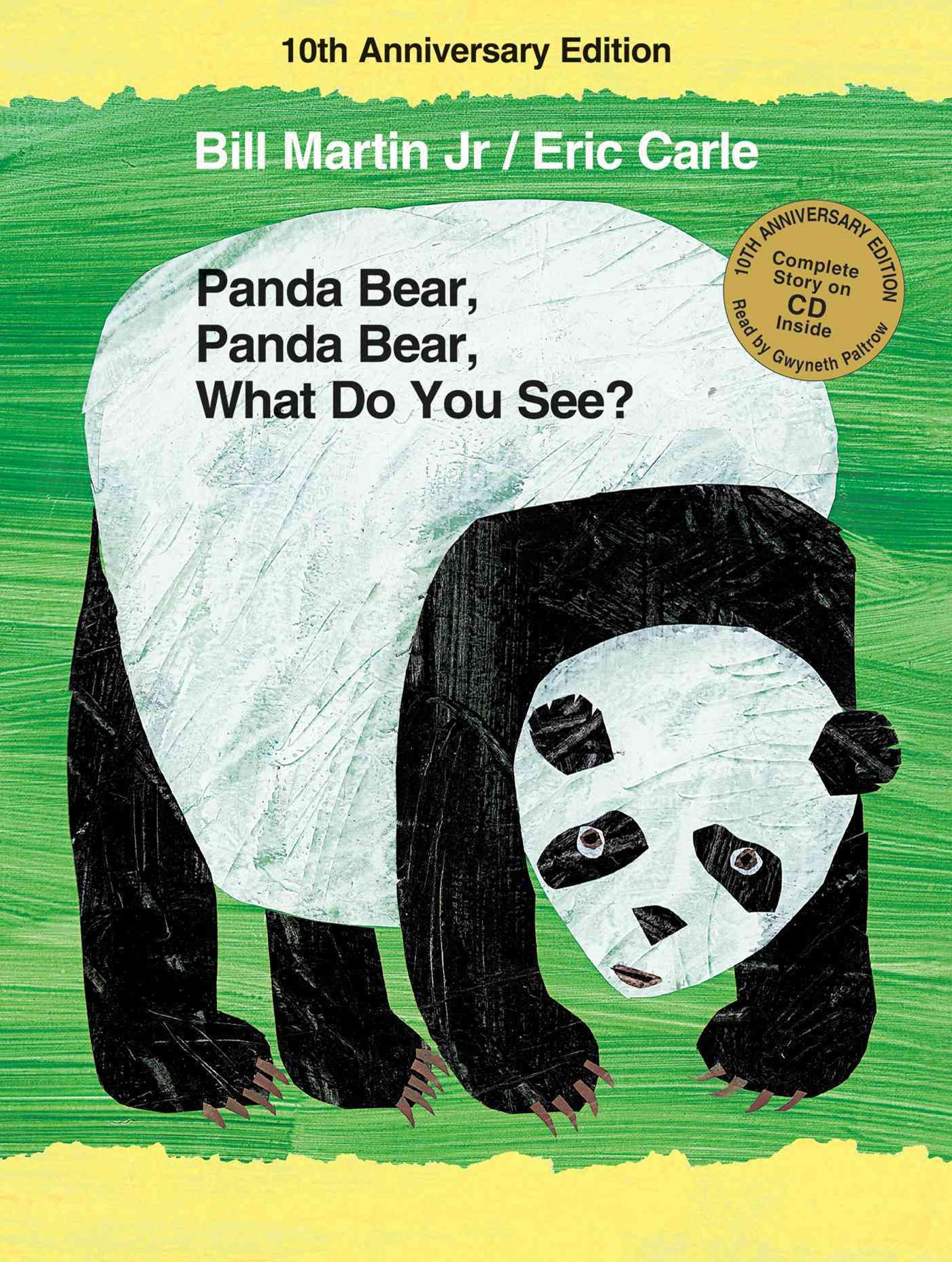 Panda Bear, Panda Bear, What Do You See? 10th Anniversary Edition