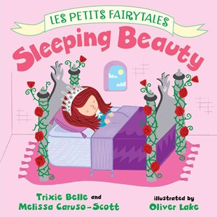 Sleeping Beauty by Trixie Belle, Melissa Caruso-Scott, Oliver Lake (9780805097917) - HardCover - Children's Fiction Intermediate (5-7)