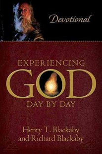 Experiencing God Day by Day by Henry Blackaby, Richard Blackaby (9780805444780) - HardCover - Religion & Spirituality Christianity