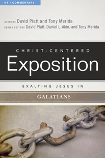 (ebook) Exalting Jesus in Galatians - Religion & Spirituality Christianity