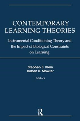 Contemporary Learning Theories: Instrumental Conditioning Theory and the Impact of Biological Constraints on Learning