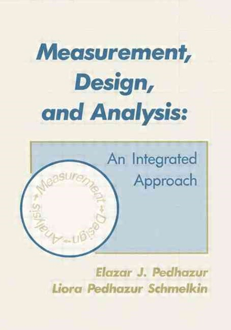 Measurement, Design and Analysis