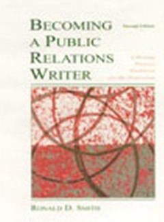 Becoming a Public Relations Writer Instructor