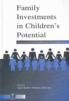 Family Investments in Children