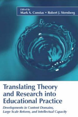Translating Theory and Research into Educational Practice