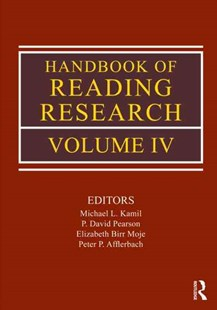 Handbook of Reading Research by Michael L. Kamil, Elizabeth Birr Moje, Peter Afflerbach, P. David Pearson (9780805853438) - PaperBack - Education Teaching Guides