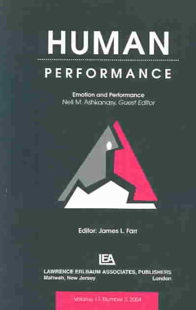 Emotion and Performance