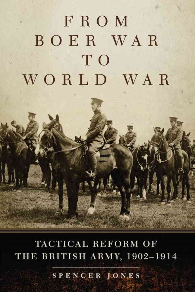From Boer War to World War