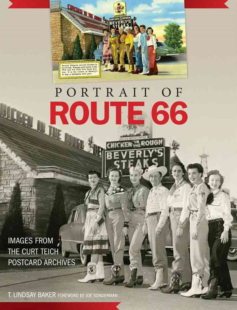 Portrait of Route 66