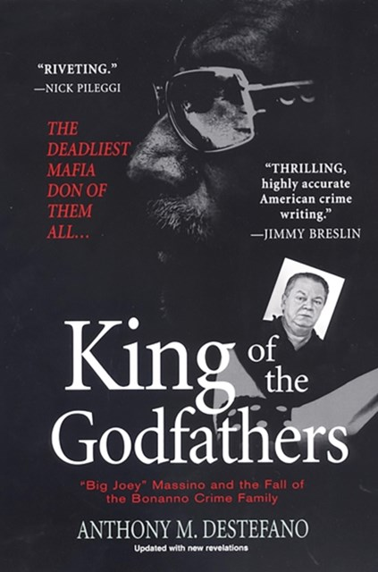 (ebook) King of the Godfathers