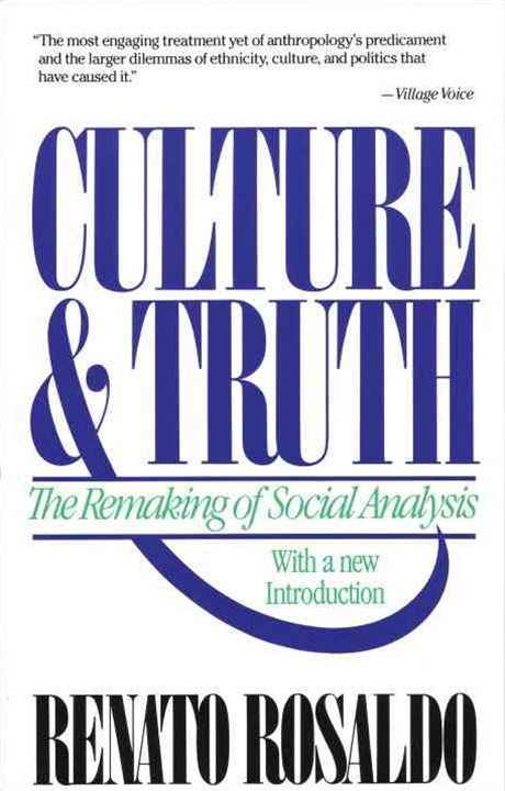 Culture and Truth