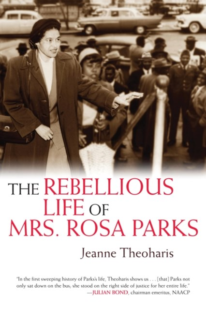 (ebook) Rebellious Life of Mrs. Rosa Parks