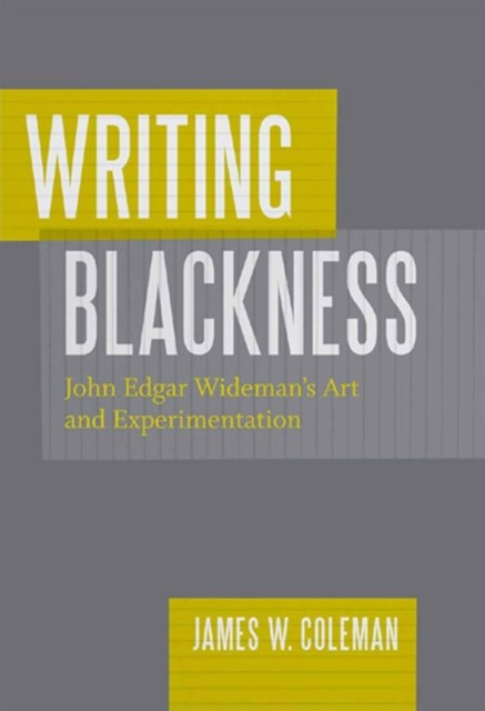 Writing Blackness