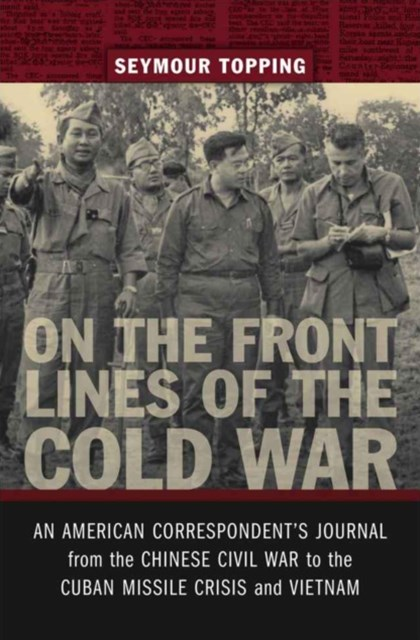 (ebook) On the Front Lines of the Cold War