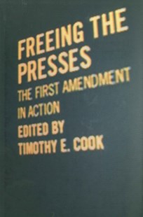 (ebook) Freeing the Presses - Politics Political History