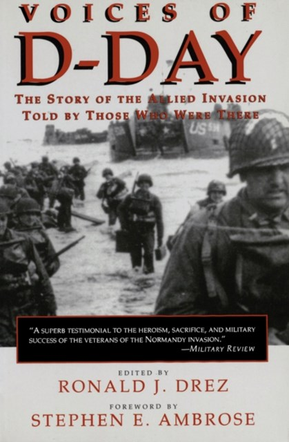 (ebook) Voices of D-Day