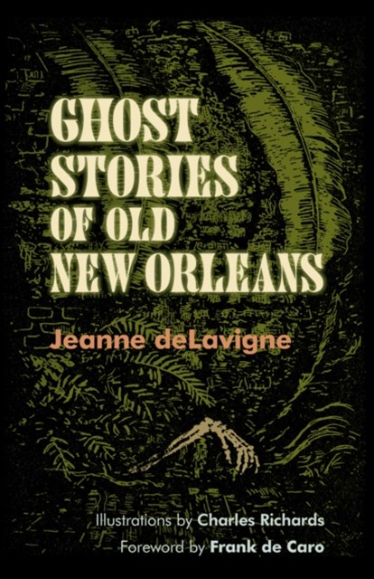 (ebook) Ghost Stories of Old New Orleans