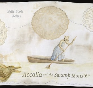 (ebook) Accalia and the Swamp Monster - Fantasy