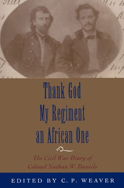 Thank God My Regiment an African One
