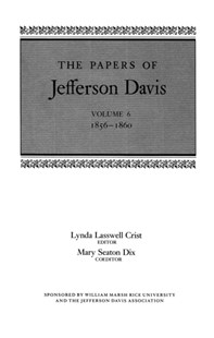 (ebook) Papers of Jefferson Davis - History Latin America