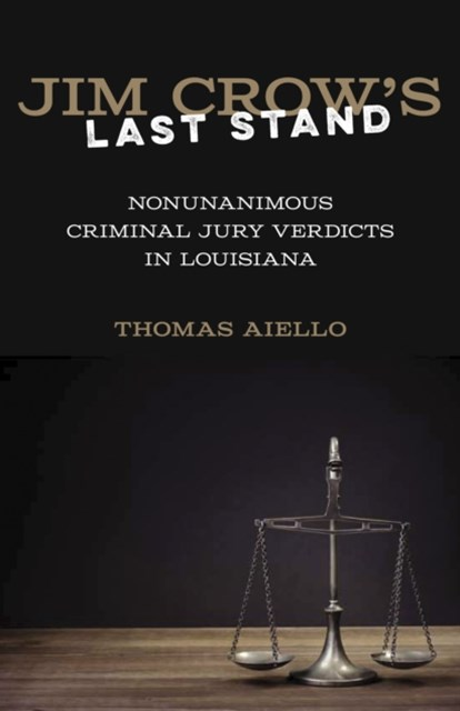 (ebook) Jim Crow's Last Stand