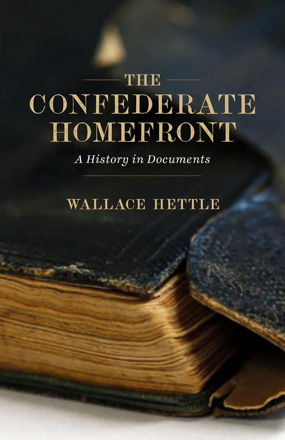 The Confederate Homefront