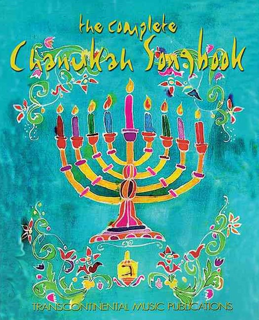 Complete Chanukah Songbook