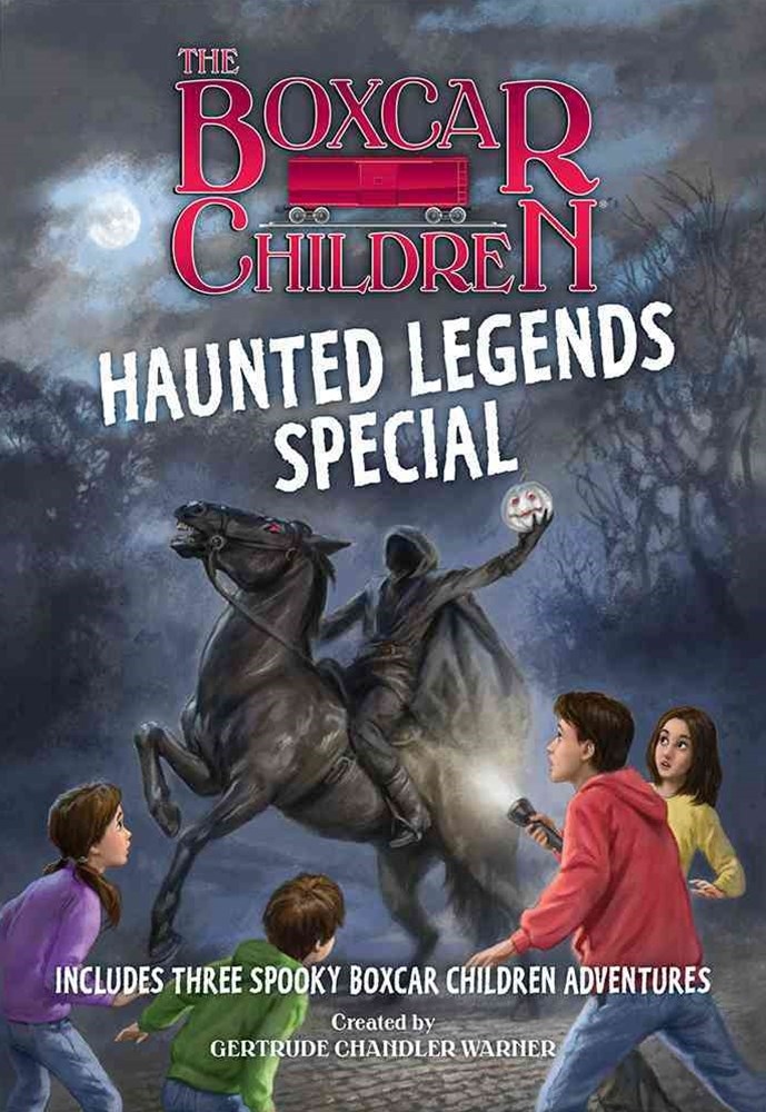 The Haunted Legends Special