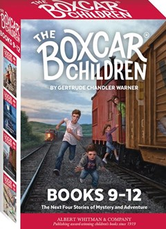 The Boxcar Children Mysteries Boxed Set